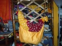 sac tissu suédine