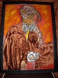 l'homme afgan