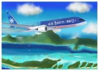 B787 AIR TAHITI NUI