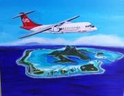 tableau : ATR AIR TAHITI BORA