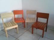 bois marqueterie autres chaise enfant bois la reunion : Chaise d'enfant