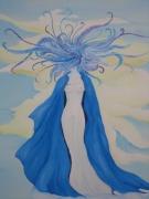 tableau : Médusa aérienne