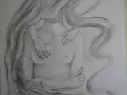 dessin personnages amour desir homme nu : Désir