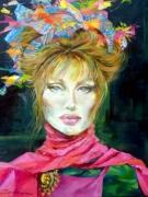 tableau personnages portrait bourgogne acteur : mexicanissima !