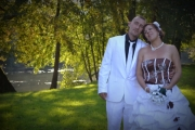 """photo personnages mariage homme femme amour : Mariage A&C"""""""