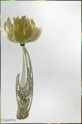 autres fleurs miroir de luxe artis miroir extra blanc h decor en impression motif en conception : Miroir fleur or