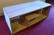 deco design autres table salon bois design : Table de salon TETRIS