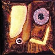 tableau abstrait art acrylique abstrait moderne : mateur