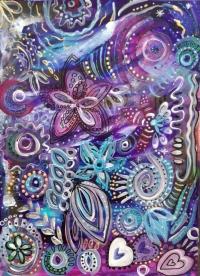 Constellations de fleurs