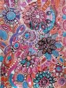 tableau : Jardin de couleurs