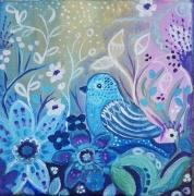 tableau animaux petit oiseau mervei chants melodieux am amour de la nature univers de paix uni : petit oiseau merveilleux