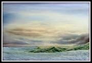 tableau paysages : TU  ES  MON  ÎLE