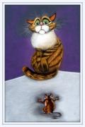 """dessin animaux : """" T'ES FAIT COMME UN RAT ! """""""