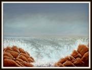 tableau paysages cote sauvage : CÔTE  SAUVAGE