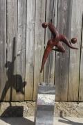 sculpture abstrait annecy haute savoie 2014 : Evolution