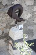 sculpture abstrait annecy haute savoie 2014 : Contorsion