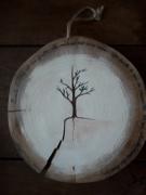 deco design abstrait tronc arbre nature deforestation poesie : l'âme des arbres II