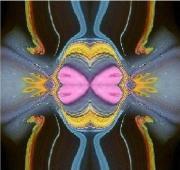 deco design abstrait motifs designs abstrait decodesign : LES CŒURS - 01 -