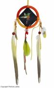 tableau oiseau colibri migrateur attrapereves : Le totem du colibri 2