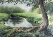 tableau paysages : paysage normand