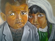 tableau personnages frere soeur complicite : frère et soeur