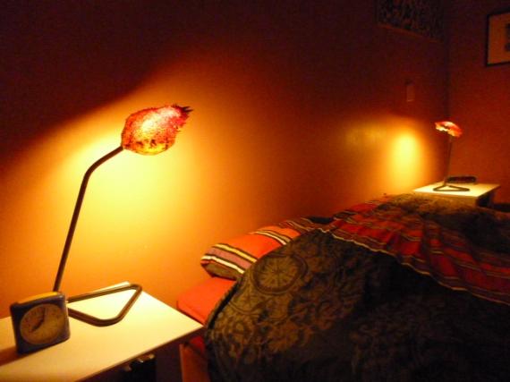 DéCO, DESIGN lampe de chevet araignée luminaire led  - Lampe de chevet
