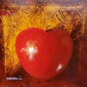 tableau fruits : Big apple