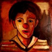 tableau personnages : Clown
