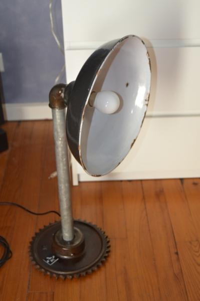 DéCO, DESIGN Lampes Luminaires Industriel  - NINA Réf. AK140408