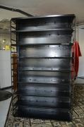 deco design etagere mobilier design industriel : MEUBLE ETAGERE CD Réf. AK141229