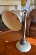 deco design autres lampes luminaire industriel porcelaine : LAMPE PORCELAINE Réf. AK140418