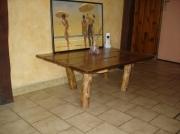 deco design autres table basse bois design massif : Table
