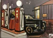 tableau autres station service automobile usa ravitaillement : gas oil