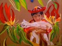 fillette Pérou
