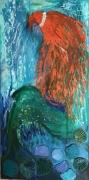 tableau autres ocean sirene mer abysse : Mermaid