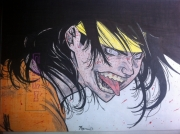 dessin personnages : Soichiro