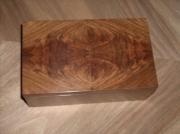 bois marqueterie autres coffret boites bijoux noble : Coffret ELFE Noyer.