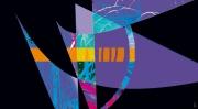 art numerique abstrait asbtraction abstrait creation numerique : Le départ