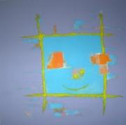 tableau abstrait abstraction abstrait vie pensee : La Vie c'est pas gratuit, le bonheur si