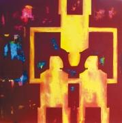 tableau abstrait abstraction abstrait dieu humain : Reconcevoir Dieu