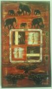 tableau : paysage africains
