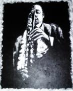 tableau : Jazzman