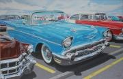 tableau autres cadillac chevrolet : voitures américaines