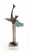 sculpture autres statues cadeaux art : l'oiseau du praradis