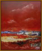 tableau paysages : horizon