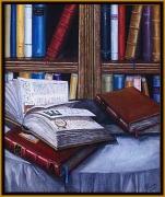 tableau : livres