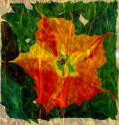 art numerique fleurs fleur : fleur