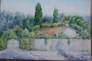 tableau architecture maison : Aix en Province-2