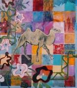 tableau animaux chameau cire arithmatie : LE chameau d'arithmatie
