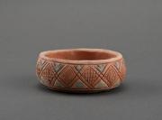 deco design cendrier ethnique cendrier decore cendrier ceramique cendrier decore : Cendrier ethnique en argile